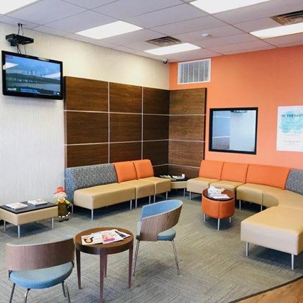 New City Waiting Area Image 2