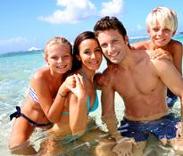 Blog Imag of family at sea vacation