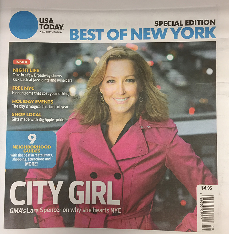 Best of New york Cover